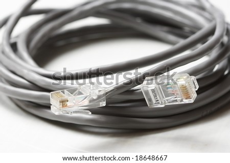 network  and patch cables