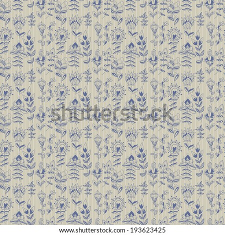 neutral floral background. Use as a backdrop or pattern,  seamless texture. - stock photo