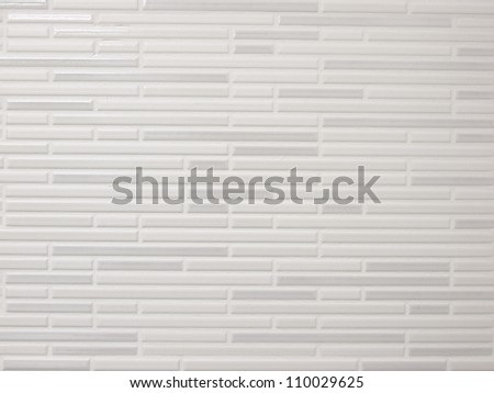 Neutral pattern of ceramic tile