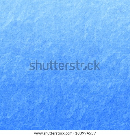 Neutral Royal Baby Blue Canvas Business Background Texture With Rough Azure Stone Plaster Pattern  - stock photo