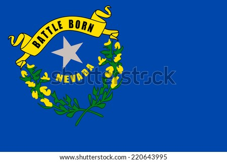 nevada state flag stock images, royalty-free images & vectors