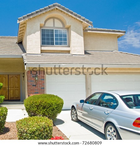 Typical american family stock images royalty free images for American family homes