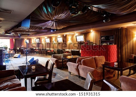 new and clean luxury karaoke in european style