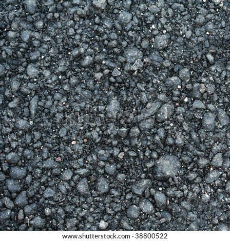 New asphalt texture can use as background - stock photo