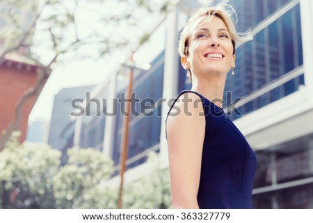 New business day is ahead - stock photo