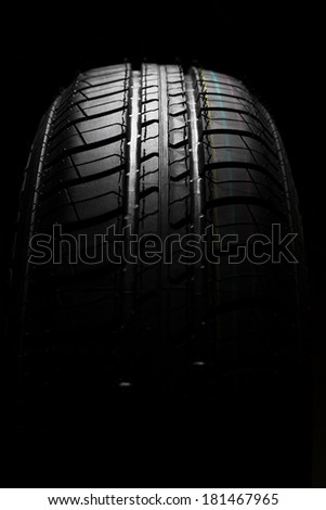new car tyre