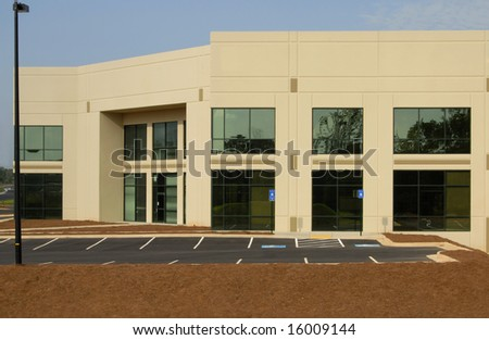 New Commercial Office Building