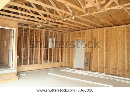New Construction - stock photo