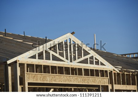 New construction framework for a building