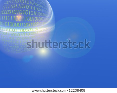 New digital technologies on employment at people. New technology accelerates progress, improves life. Everything develops and is moved forward. - stock photo
