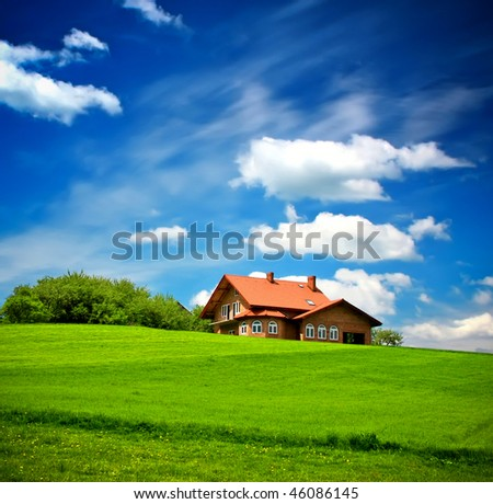New Family Home - stock photo