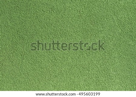 new green insulation wall background, texture