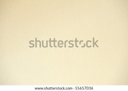 New house walls. - stock photo