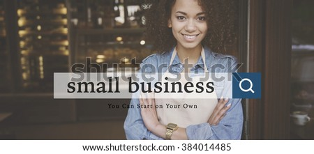 New idea for great business - stock photo