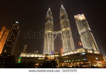 New Kuala Lumpur - stock photo