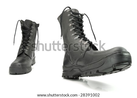 New male work boots