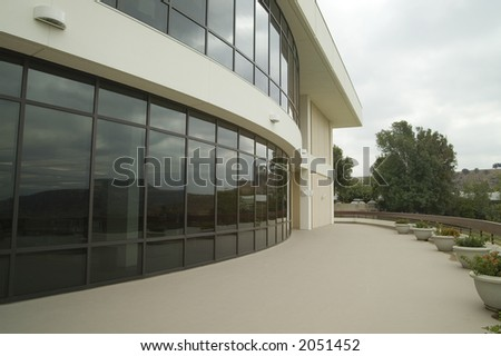 New Office Building - stock photo