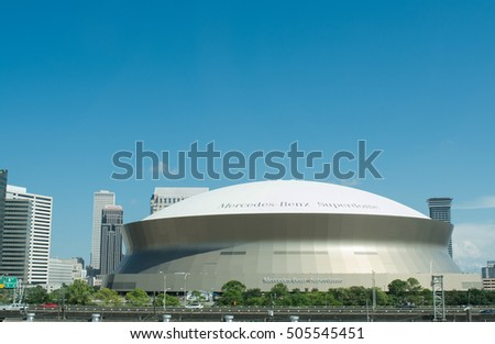 Alissala 39 s portfolio on shutterstock for Mercedes benz superdome new orleans la