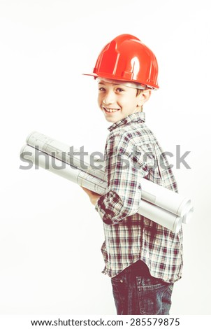 new project manager - stock photo