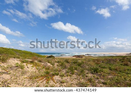 New South Wales Coast - stock photo