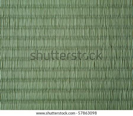 New tatami texture. - stock photo