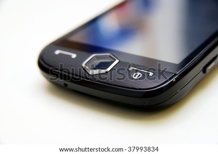 New touch screen PDA phone