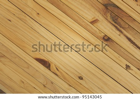 New wood texture with natural patterns