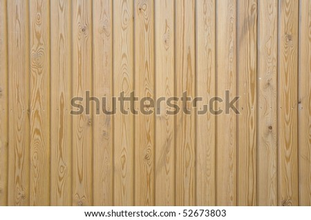 New Wooden Panels Background - stock photo