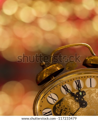 New Year's Eve - stock photo