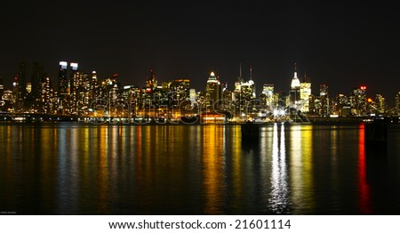 New York 7 - stock photo