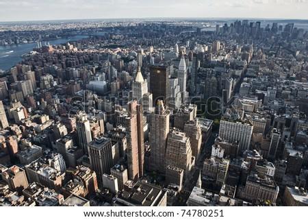 New York - stock photo