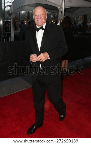 NEW YORK-APR 21: Businessman Barry Diller attends the 2015 Time 100 Gala at Frederick P. Rose Hall, Jazz at Lincoln Center on April 21, 2015 in New York City. - stock photo