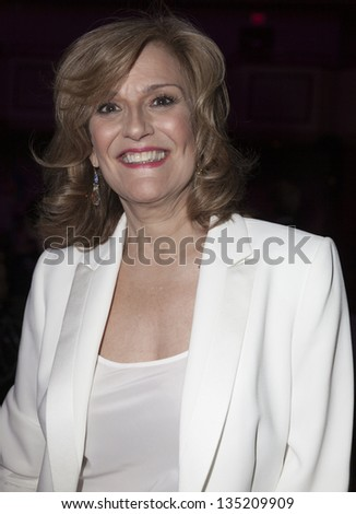 NEW YORK - APRIL 06: Karen Mason attends the 27th Annual Night Of A Thousand Gowns at the Hilton New York on April 6, 2013 in New York City