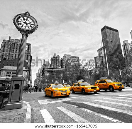 New york city. - stock photo