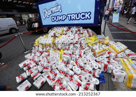 New York City August 26 2014 Stock Photo Edit Now Shutterstock