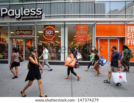 Payless Shoe Store In Canton Mi