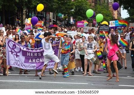 eads gay george parade picture pride