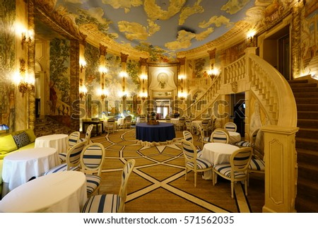 Taj hotel stock images royalty free images vectors for The pierre hotel in new york city