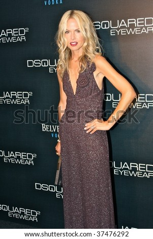 NEW YORK CITY - SEPTEMBER 16: Fashion Stylist Rachel Zoe attending the DSquared2 after-party held on September 16, 2009 in NYC.