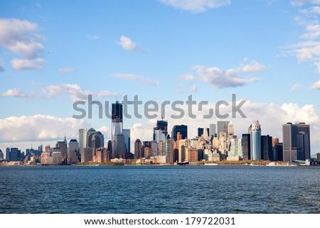 New York city. Street. - stock photo