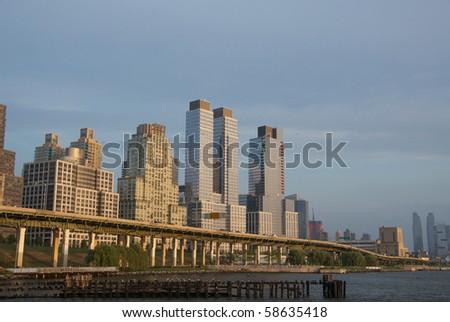 New York City, Upper West Side - stock photo