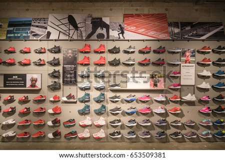 adidas shoes store nyc