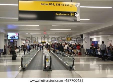 Jfk Terminal Stock Images Royalty Free Images Amp Vectors