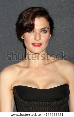 "NEW YORK - July 30, 2012: Rachel Weisz attends the premiere of ""The Bourne Legacy"" at the Ziegfeld Theater on July 30, 2012 in New York City. - stock photo"