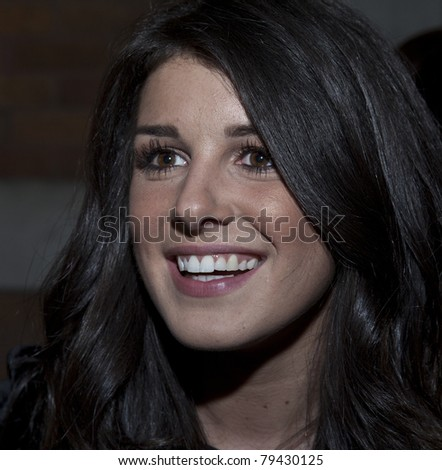 NEW YORK - JUNE 16: Shenae Grimes attends the Persol Magnificent Obsessions exhibition opening at Center 548 on June 16, 2011 in New York City.