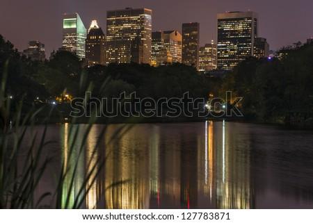 New York, Manhattan - stock photo