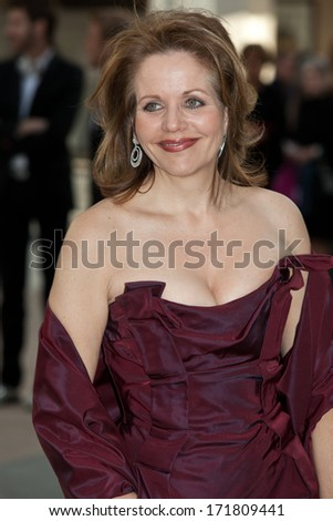 NEW YORK - MAY 18: Renee Fleming attends the 69th Annual American Ballet Theatre Spring Gala at The Metropolitan Opera House on May 18, 2009 in New York City. - stock photo