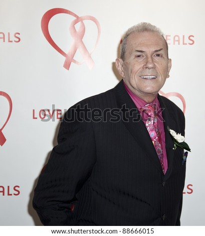 NEW YORK - NOVEMBER 09: Jeffery Lawrence attends Love Heals The Alison Gertz Foundation For AIDS Education 20th Anniversary gala at the Four Seasons Restaurant on November 9, 2011 in New York City, NY. - stock photo