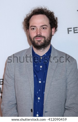 NEW YORK, NY - APRIL 18: Director Drake Doremus attends the ' Equals' premiere during the 2016 Tribeca Film Festival at John Zuccotti Theater on April 18, 2016 in New York City. - stock photo