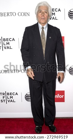 NEW YORK, NY - APRIL 25: Pete Santora attends the closing night screening of 'Goodfellas' during the 2015 Tribeca Film Festival at Beacon Theatre